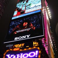 Met Opera: opening night in Times Square