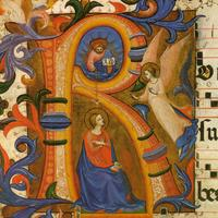 15th Century Illuminated Manuscript