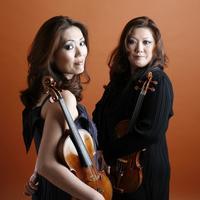 Jennifer and Angela Chun, violin duo