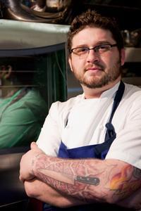 Chef Jesse Schenker of Recette