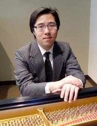 Jialiang Wu is heard this week in performances of Ravel and Beethoven.