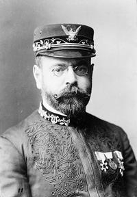 John Philip Sousa portrait by Elmer Chickering.
