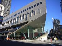 The Juilliard School at 65th and Broadway