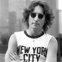 John Lennon, the ultimate New Yorker.
