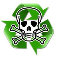 Green Assassin Logo, Main
