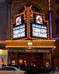 Spider-Man: Turn Off the Dark Marquee
