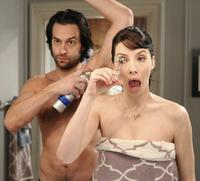 Chris D'Elia and Whitney Cummings in Whitney