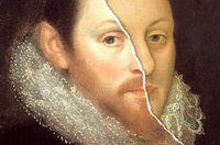 From the cover of Mark Anderson's book 'Shakespeare' by Another Name