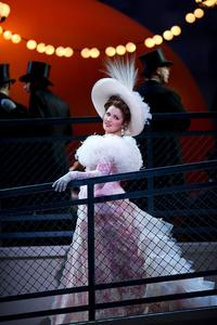 Anna Netrebko as the title character in 'Manon,' opening at the Met