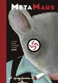 Book cover for Art Spiegelman's MetaMaus: A Look Inside a Modern Classic, Maus