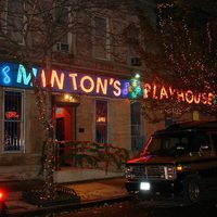 Minton's Playhouse, on 118th Street, is one of the 'shrines' featured in a new Harlem jazz festival.