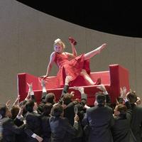 Marina Poplavskaya in Verdi's La Traviata