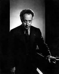 Arthur Rubinstein, pianist