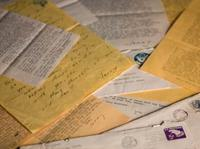 Letters from J. D. Salinger to Michael Mitchell, 1951–1993. Gift of the family of Carter Burden; MA 6094.