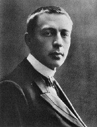 Sergei Rachmaninoff in 1892