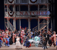 Show Boat at Lyric Opera of Chicago