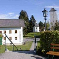 Silent Night Museum and Memorial Chapel in Oberndorf, Austria