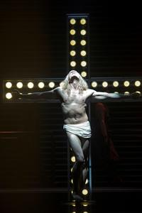 Paul Nolan as Jesus in Jesus Christ Superstar