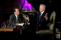 Van Cliburn and Paul Holdengraber