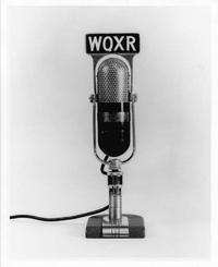 WQXR Microphone