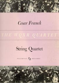 WQXR String Quartet recording