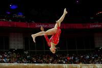 U.S. Gymnast Aly Raisman