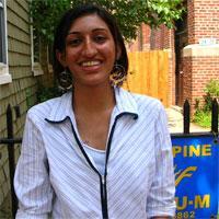 Amina, Radio Rookies Elmhurst
