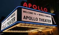 The famous Apollo Theater Marquee