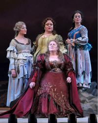 Ariadne auf Naxos at Lyric Opera of Chicago