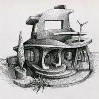 Sketch for Astrodamor's House