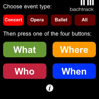 Bachtrack iPhone app
