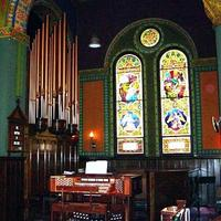 2005 Murphy organ at St. Mark's Lutheran Church, Baltimore, MD