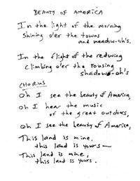 'Beauty of America'