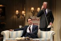 Eric McCormack and John Laroquette in The Best Man at the Gerald Schoenfeld Theatre