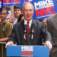 Bloomberg Campaigns For Third Term