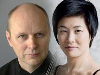 Anssi Kartuunen and Jennifer Koh