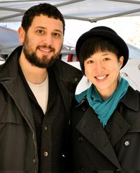Antonio Ramos and Caroline Mak