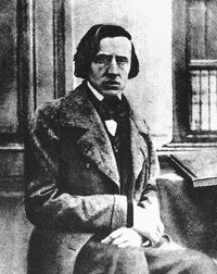 Frédéric Chopin died of still-disputed causes in 1849, at the age of 39.