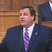 NJ Gov. Chris Christie