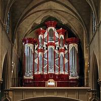 2006 Fritts organ at Saint Joseph Cathedral, Columbus, Ohio