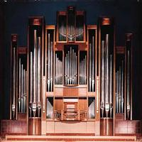 1992 Fisk organ, Opus 100, at Meyerson Symphony Center, Dallas Texas