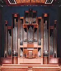 1992 C.B. Fisk organ