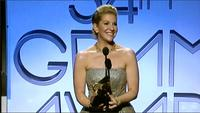 Joyce DiDonato receives a Grammy for 'Diva Divo'