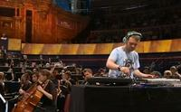 DJ Switch plays at the BBC Proms in 2011
