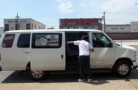 Dollar Vans on Flatbush Ave.