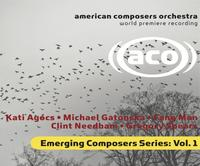 American Composers Orchestra Emerging Voices Vol. 1