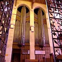 1921 Skinner organ of Saint Luke's Church in Evanston, IL