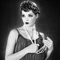 Flapper in the 1920's