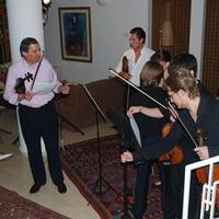 Keshet Eilon International Violin Mastercourse