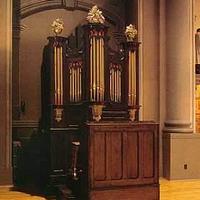 Mitchell et Forté organ, Église du Gesù, Montreal, Quebec
